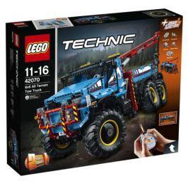Конструктор LEGO Technic 42070 Аварийный внедорожник 6х6