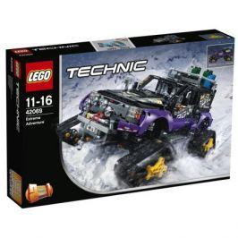 Конструктор LEGO Technic 42069 Экстремальные приключения