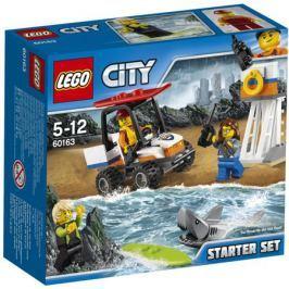 Конструктор LEGO City Coast Guard 60163 Набор для начинающих «Береговая охрана»