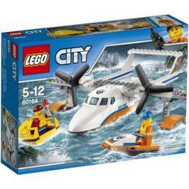 Конструктор LEGO City Coast Guard 60164 Спасательный самолет береговой охраны