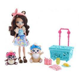 Игровой набор Enchantimals «Кукла со зверюшкой и аксессуарами» в ассортименте