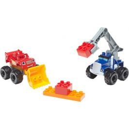 Игровой набор Mega Bloks «Вспыш: монстр - траки» с аксессуарами