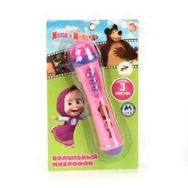 Микрофон Умка «Маша и Медведь»/«My Little Pony» на батарейках в ассортименте
