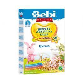 Каша молочная Bebi Premium «Активный день» гречневая с 4 мес. 200 г