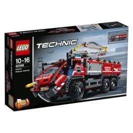 Конструктор LEGO Technic 42068 Автомобиль спасательной службы