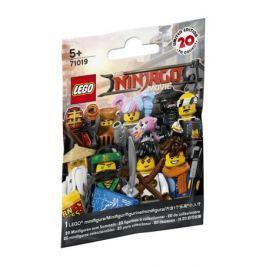 Конструктор LEGO Minifigures 71019 Серия Ninjago Movie