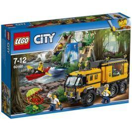 Конструктор LEGO City Jungle Explorer 60160 Передвижная лаборатория в джунглях