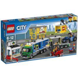 Конструктор LEGO City Town 60169 Грузовой терминал