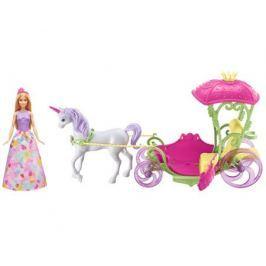 Кукла Barbie и Конфетная карета
