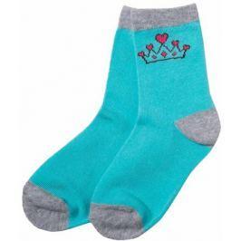 Носки для девочки Barkito, мятные