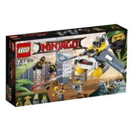 Конструктор LEGO Ninjago 70609 Бомбардировщик «Морской дьявол»