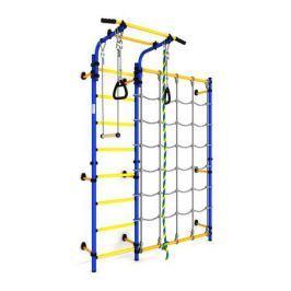 Спортивный комплекс Romana «Карусель S3» сине/жёлтый