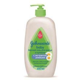 Гель для мытья и купания Johnsons baby мягкий 300 мл