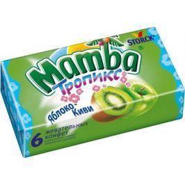 Жевательные конфеты Mamba Тропикс 26,5 г в ассортименте