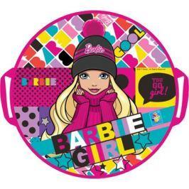 Ледянка 1Toy «Barbie» 52 см круглая