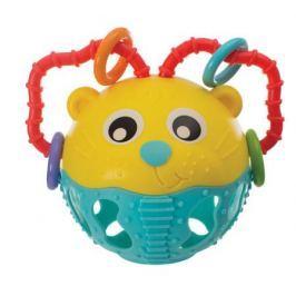 Погремушка Playgro «Шар» желтый