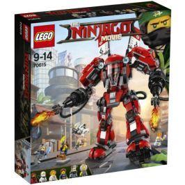 Конструктор LEGO Ninjago 70615 Огненный робот Кая