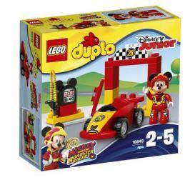 Конструктор LEGO DUPLO Disney 10841 Гоночная машина Микки