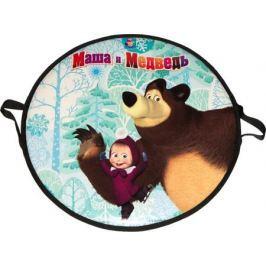 Ледянка 1Toy «Маша и Медведь» 52 см круглая