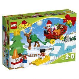 Конструктор LEGO DUPLO Town 10837 Новый год