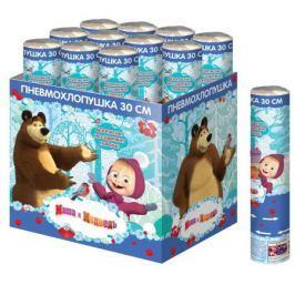 Хлопушка-конфетти Маша и Медведь 30 см