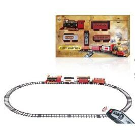 Железная дорога 1Toy «Ретро Экспресс» 20 дет.