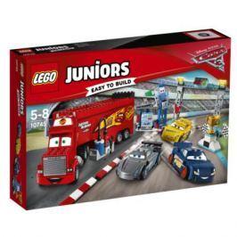 Конструктор LEGO Juniors 10745 Финальная гонка «Флорида 500»