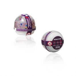 Жвачка для рук Nano Gum «Жидкое стекло» 25 г с конфетти и ароматом барбариса