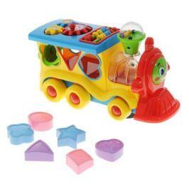 Развивающая игрушка Умка «Обучающий паровозик из Ромашково»