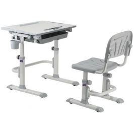 Комплект Cubby Парта и стул-трансформеры «Karo» WG