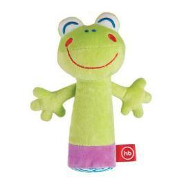 Развивающая игрушка-пищалка Happy Baby «Cheepy Frogling»