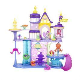 Игровой набор My Little Pony «Мерцание» Волшебный Замок с аксессуарами