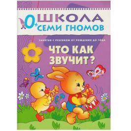 Книга «Школа Семи Гномов: Первый год обучения. Что как звучит?»