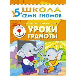 Книга «Школа Семи Гномов: Шестой год обучения. Уроки грамоты»
