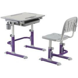 Комплект Cubby Парта и стул-трансформеры «Karo» VG