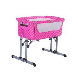 Колыбель Zibos «Ala» Quadra Pink