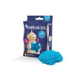 Космический песок «Голубой» 150 г с формочкой