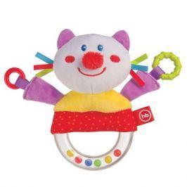 Погремушка-пищалка Happy Baby «Funny Kitty»