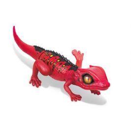 Робо-ящерица 1Toy «RoboAlive» красная