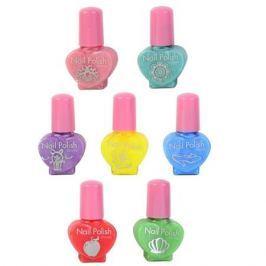 Набор лаков для ногтей Markwins «Princess» 7 шт.