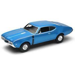 Модель винтажной машины Welly «Oldsmobile 442 1968» 1:34-39 в ассортименте