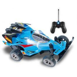 Машинка на радиоуправлении 1Тoy «Hot Wheels» со светом 1:20 синяя