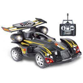 Машинка на радиоуправлении 1Тoy «Hot Wheels» «Н68» со светом чёрная