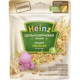 Каша безмолочная Heinz овсяная цельнозерновая с 5 мес. 180 г