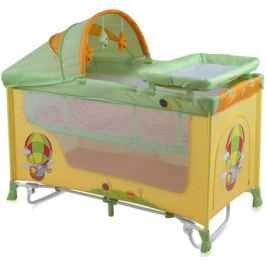 Манеж Lorelli «Nanny 2 Plus Rocker» Multicolor