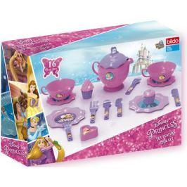 Игровой набор посуды для чая «Принцесса»
