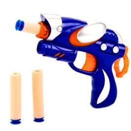 Бластер Играем вместе с мягкими пулями