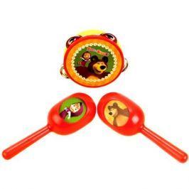 Набор музыкальных инструментов Играем вместе «Маша и Медведь»