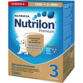 Детское молочко Nutrilon 3 Premium с 12 мес. 2х600 г