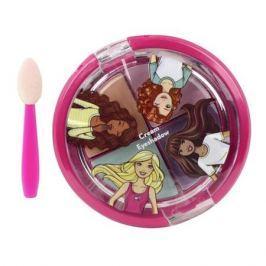 Набор декоративной косметики для глаз Markwins «Barbie»